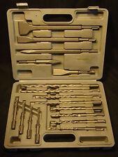 SDS Masonary Rotary Hammer Percussion Drill Bits Kit Set fit Dewalt Milwaukee