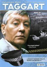 Taggart - Root of Evil (DVD, 2011, 3-Disc Set) Mark McManus , Scottish Detective