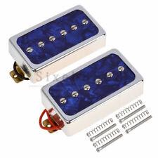 Humbucker Pickups Bridge and Neck Set for Les Paul Electric Guitar Pearl