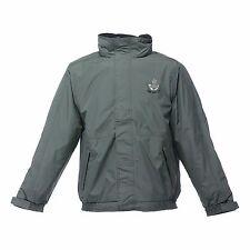 The Rifles Regiment Waterproof Regatta Jacket Fleece lined