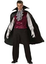 Classic Vampire Dracula Deluxe Premium costume NEW halloween Prince of Darkness