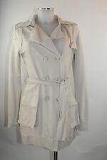 Inspiration Paris modische Jacke L  sweater beige Baumwolle neu mit Etikett