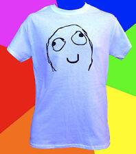 DERP Meme T-Shirt Rage cara