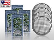 USDA Organic Weight loss Mix Sprouting Seed & Micro Green Lid Mason Jar 1g-1lb
