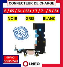 CONNECTEUR DE CHARGE + MICRO + JACK IPHONE 6 / 6S 6 PLUS 6SP 7 / 7 PLUS 8 / 8P