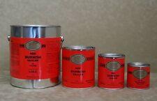 Burnish Sealer Primers (Red, Yellow, Gray) - Bulk sale!