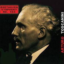 Beethoven - Symphony No 4 & 5 - NBC Symphony Orchestra / Toscanini CD