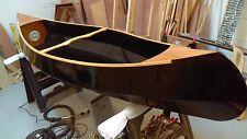 """Peasemarsh 10 """" (3,05 m)"""" canadien """"style canot ouvert plans de bricolage / modèles de taille standard"""
