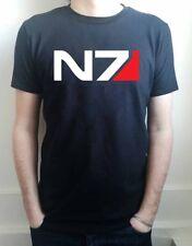 Masa Efecto N7 Logo para hombre Camiseta