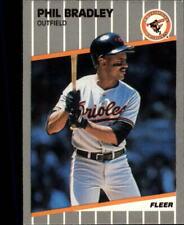 1989 Fleer Update Baseball Card Pick