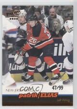 1999-00 Pacific Copper #237 Patrik Elias New Jersey Devils Hockey Card