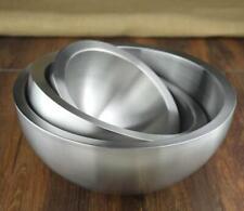 Liquid Nitrogen Bowl Stainless steel salad Bowl Liquid Nitrogen ice cream