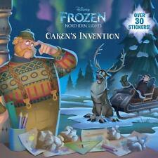 Oaken's Invention (Disney Frozen: Northern Lights) (Pictureback(R))