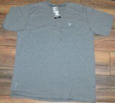 Champion Performance T-Shirt X-temp C Vapor Wicking Tee Men's Athletic Top Gray