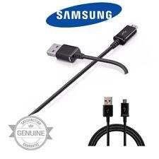 ORIGINALE SAMSUNG Galaxy Cavo Carica Dati Cavetto RICARICA Micro USB 1,5M Nero