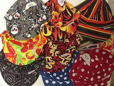 NWT 1 HARD BRIM  Welding Welders Hat Comeaux Caps Assorted Print 100% cotton