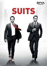 Suits Mike Ross HARVEY Specter TV SERIE smr01 poster art print A4 A3