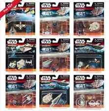 Star Wars The Force despierta Micro Machines-Paquete de 3 Juegos-Nuevo y Sellado