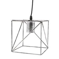 plafonnier cage suspendue abat-jour abat-jour suspension luminaire