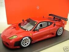 FERRARI F430 GT coupé 2005 red 1/18 BBR P1804 car miniature collection