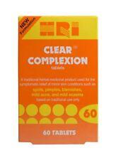 HRI Clear Complexion 60 Tablets *Spots, pimples, blemishes, mild acne Etc*
