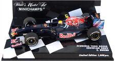 Minichamps Toro Rosso Showcar 2009 - Sebastien Buemi 1/43 Scale