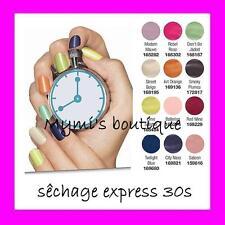 VERNIS séchage express en 30 secondes - AVON Speed Dry - nombreux coloris !