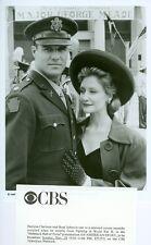 PATRICIA CLARKSON BRAD JOHNSON AN AMERICAN STORY ORIGINAL 1992 CBS TV PHOTO