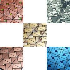 Self Adhesive Mosaic Backsplash Kitchen Peel And Stick Wall Tile 12inch