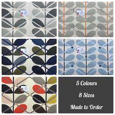 Custom Made Fabric Pin/Memo/Notice Cork Board Orla Kiely Stem Fabrics Handmade
