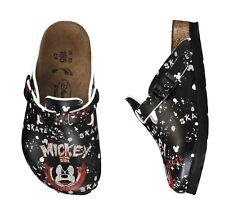 cdb79fd4da78 Birkis Woodby Hausschuhe 27 29 31 Disney mad mickey Clogs Pantoffeln 115583  NEU