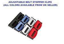 Adjustable Car Seat Belt Stopper/Buckle Clips