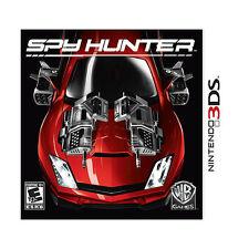 Spy Hunter (3DS) USED