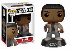 Star Wars Episode VII POP! Vinyl Bobble Head Finn 10 cm figurine Funko n° 59