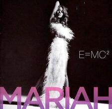 E=MC2 BY MARIAH CAREY CD NEW SEALED