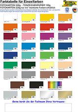 Tonpapier - Tonzeichenpapier Papier basteln 130g DIN A3 50 Blatt UNI