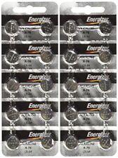 Energizer LR44 1.5V Button Cell Battery 20 pack Replaces LR44 CR44 SR44 357...