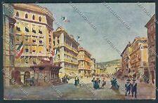 Trieste cartolina C2826 SZG