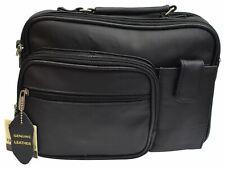 Roma Genuine Leather Organizer Bag Handbag Purse