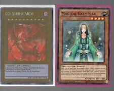 Yugioh Card - Magical Exemplar BP03-EN044 Shatterfoil Or Silver Rare 1st Edition