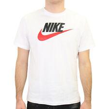 Nike Sportswear T-Shirt Baumwolle Herren Weiß AR5004 100