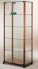 vetrina ripiani regolabili,arredamento negozi,vetrine,vetrinette,teca cristallo