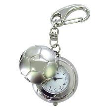 Quartz football design keyring watch W44