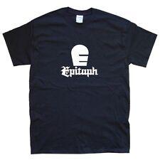 EPITAPH RECORDS T-SHIRT sizes S M L XL XXL colours Black, White