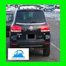 2004-2011 VW VOLKSWAGEN TOUAREG CHROME TRUNK TAILGATE TRIM MOLDING W/5YR WRNTY