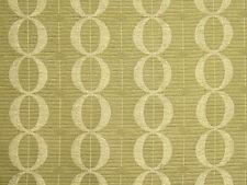 Taupe Cream Chain Links Upholstery Drapery Fabric