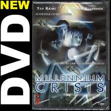 Millennium Crisis (DVD Lots of 1,5,10) Ted Raimi, Ato Essandoh, Clare Stevenson