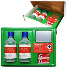 qualicare PREMIUM LARGE 500ml bouteille lavage d' OEIL Bandage MURAL SIGNE