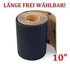 """BLACK DIAMOND Longboard & Skateboard Griptape 10"""" < Länge FREI wählbar >+Cruiser"""