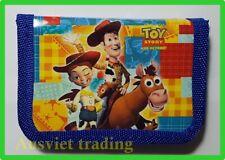 new Toy Story boys kids children cartoon Wallet tri-fold coin purse